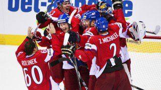 hockey tjeckien