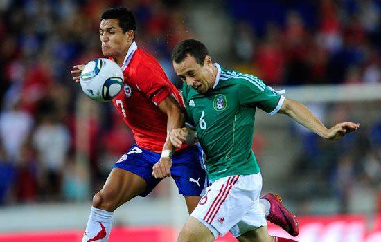 Chile - Mexico