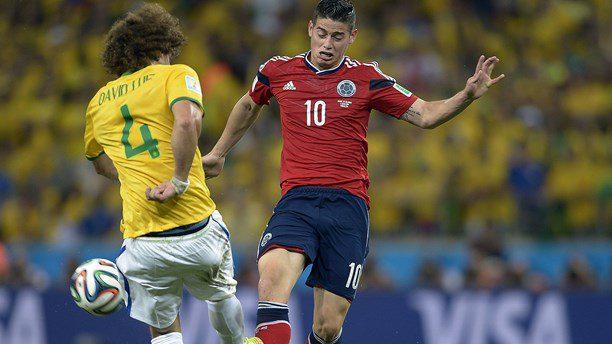brasilien - Colombia