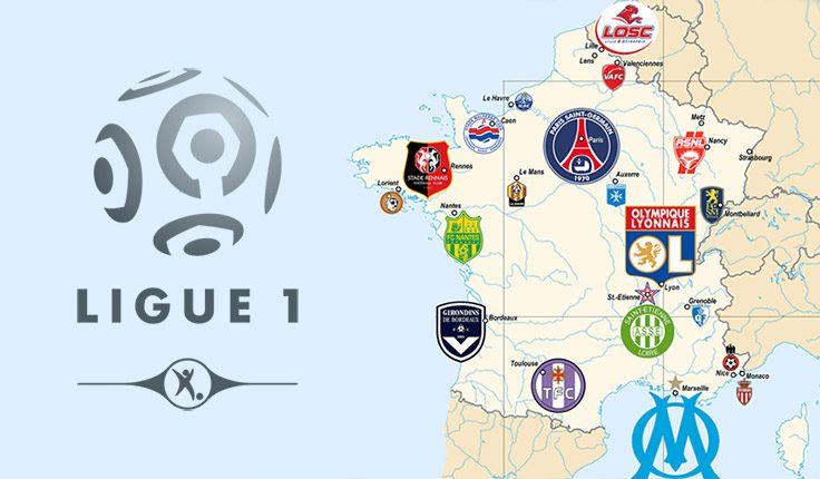 Ligue-1-Map