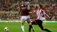 Sunderland+v+West+Ham+United+RSSj51YK2tKl
