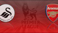 Swansea-v-Arsenal