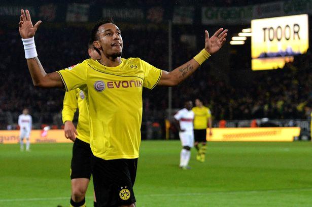 Borussia-Dortmund-v-VfB-Stuttgart-Bundesliga