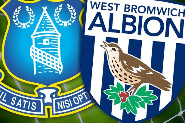 Everton-v-WBA