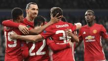 Manchester United vs Anderlecht