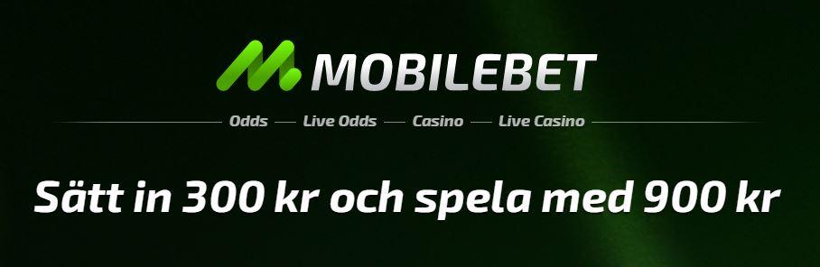 Mobilbet bonus