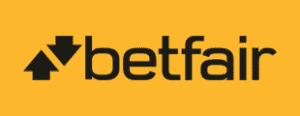 Betfair logo gul