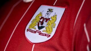 Bristol City tröja