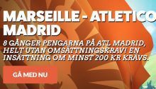 boostade odds marseille atletico madrid leovegas