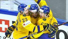 svenska superkedjan hockey vm tre kronor