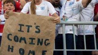 england supportrar its coming home