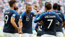kylian mbappe frankrike fotbolls vm 2018