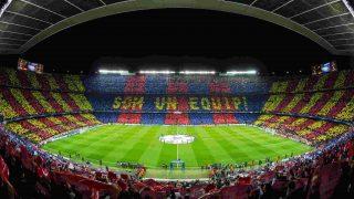 Fotbollsstadion