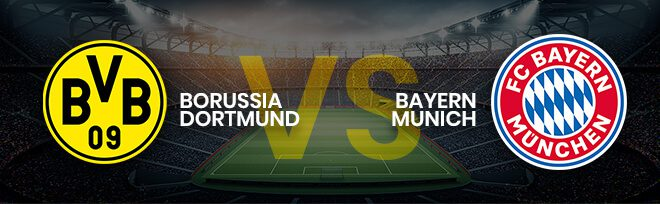Dortmund Bayern Munich football Germany bundesliga