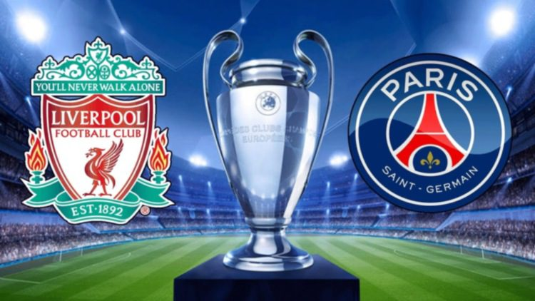 LFC vs PSG CL NOV