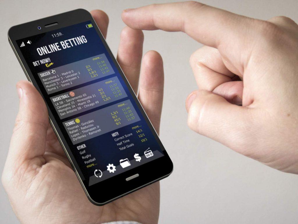 spela odds i mobilen