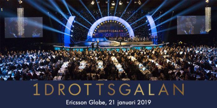 idrottsgalan 2019 globen