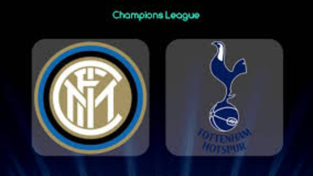 tottenham inter CL omg 5