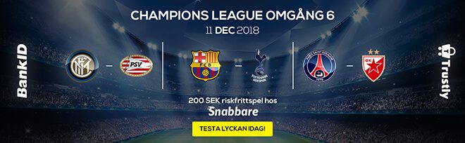 Champions League 11e DeC
