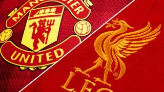 Liverpool- United logo