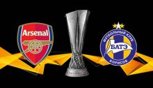 Arsenal_BATE Europa League