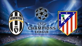 CL Atletico Madrid Juventus