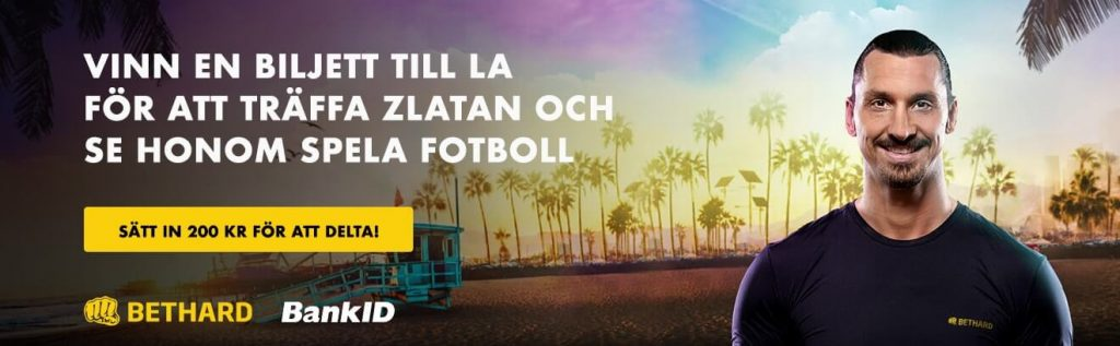 Träffa Zlatan Bethard 2019
