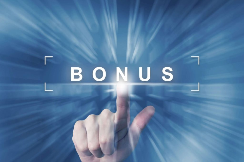 bonus bet online