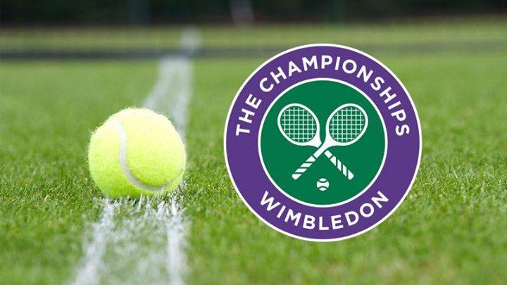 Wimbledon-Championship tennis