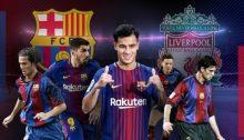 Barcelona - Liverpool Champions league 1a maj