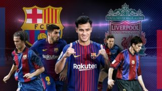 Barcelona - Liverpool Champions league 1a maj
