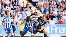 Fotboll Allsvenskan Djurgården -IFK göteborg