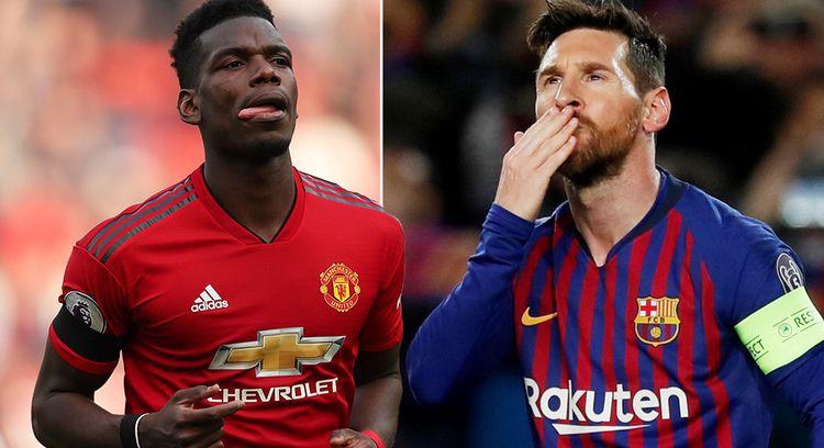 Manchester United mot Barcelona kvartsfinal 1 CL
