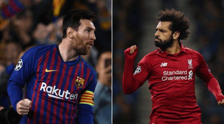 Mo vs Messi