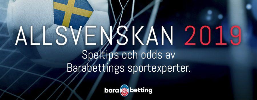 allsvenskan 2019 bettingtips barabetting