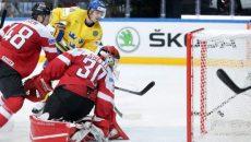 Sverige Österrike VM hockey