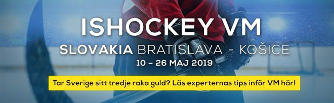 Barabetting_VM ishockey 2019