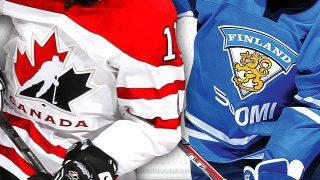 Kanada - Finland VM 2019