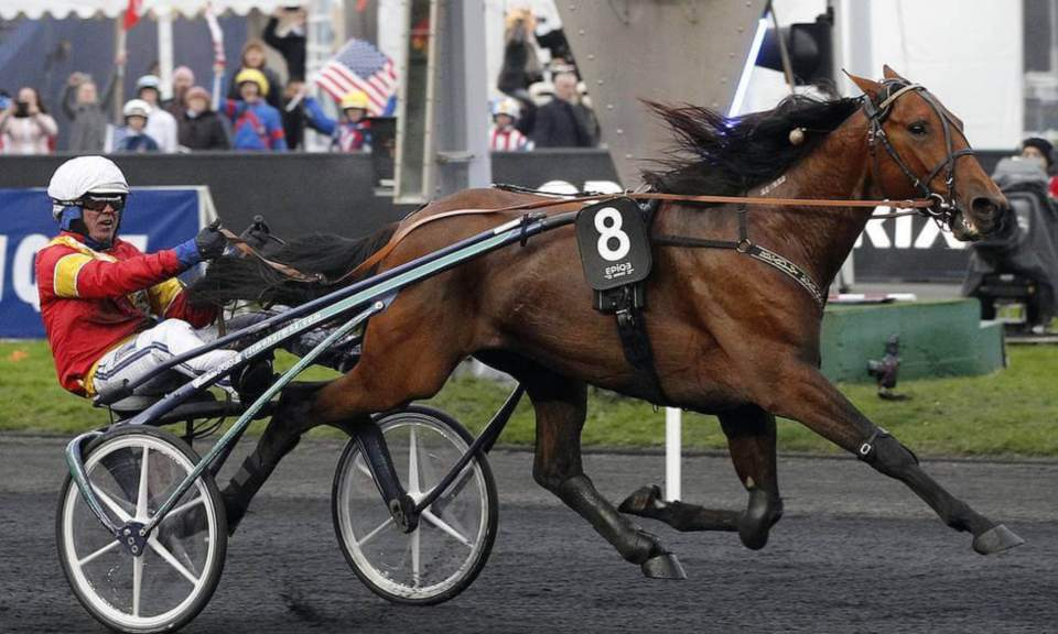 Readly Express elitloppet 2019