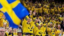 Sverige Schweiz hockey vm