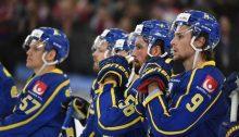 Sverige tjeckien hockey vm 2019
