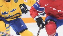 Sverige Norge hockey vm