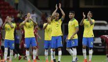 Brasilien Paraguay Copa America 2019