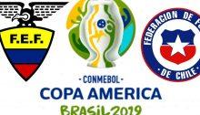 Chile-vs-ecuador Copa America 2019
