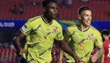 Colombia Chile kvartsfinal Copa America 2019