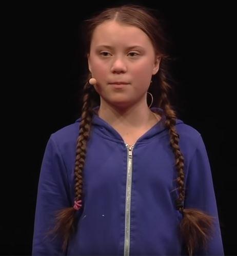 Greta Thunerberg