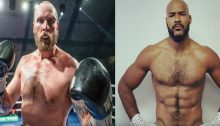 Helenius vs washington boxning