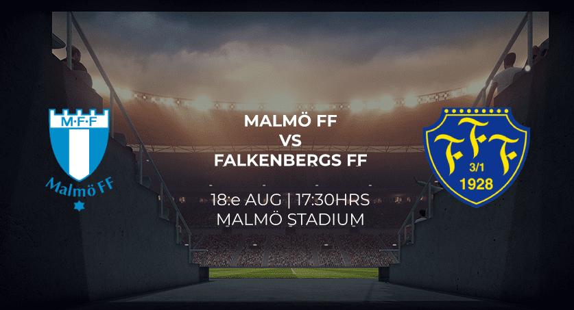 Malmö FF vs Falkenberg