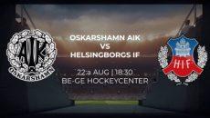 oskarshamn mot helsingborg svenska cupen