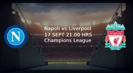 Napoli - liverpool Cl